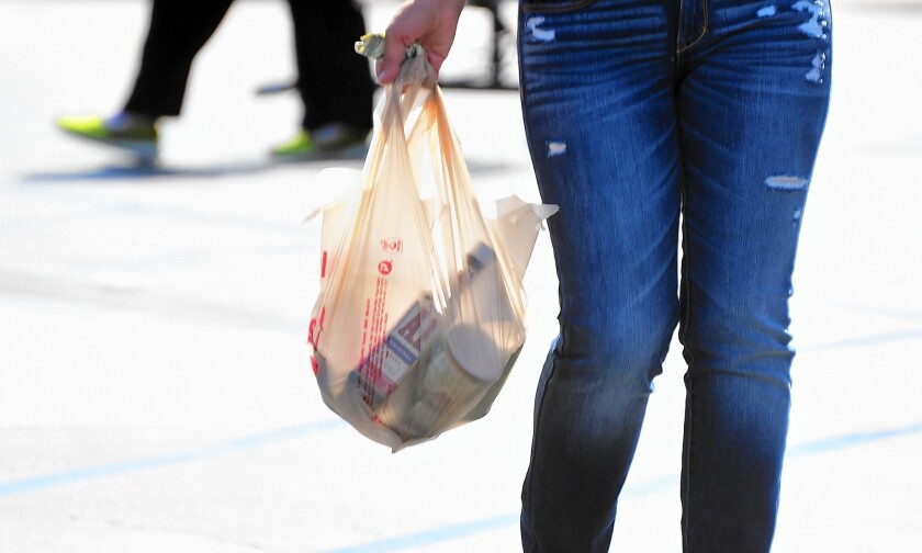 Plastic-bag makers want you to overturn California's bag ban