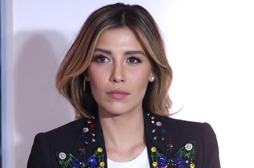 Michelle Salas, hija de Luis Migue