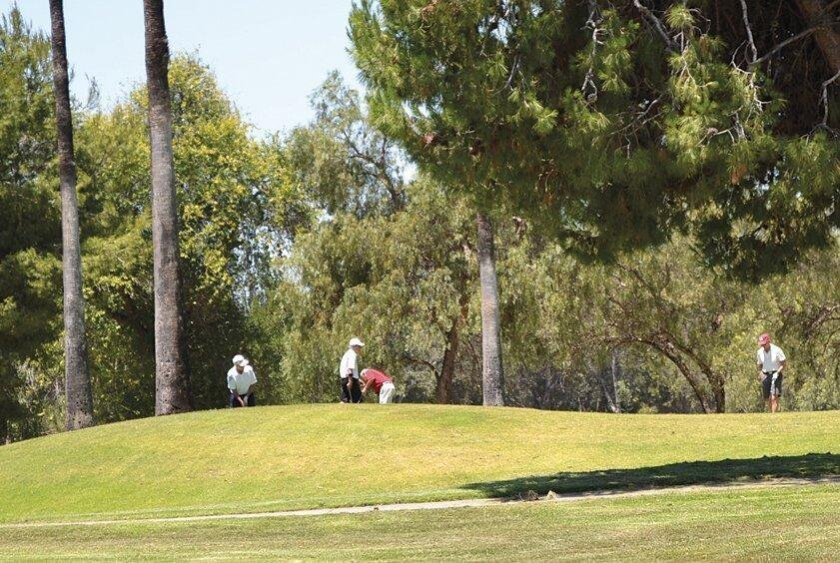 The StoneRidge Country Club in Poway includes a 18-hole golf course.