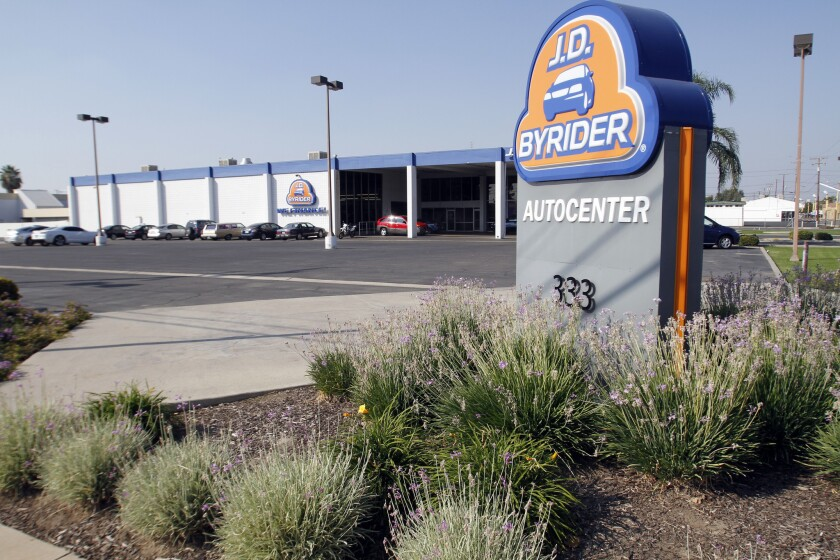Investors Place Big Bets On Buy Here Pay Here Used Car Dealers Los