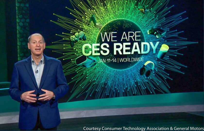 Gary Shapiro, president and CEO, Consumer Technology Association