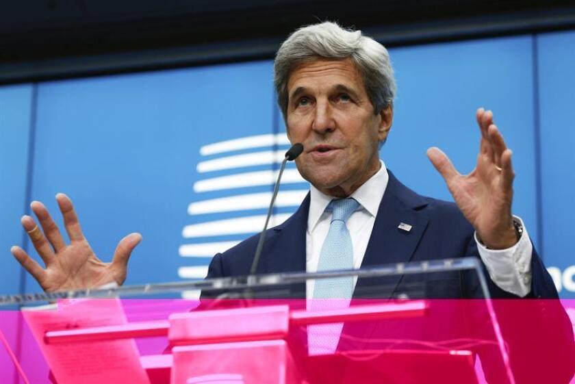"""El Gobierno consideró hoy un """"acontecimiento positivo"""" el alto el fuego que entra en vigor en Siria esta medianoche y subrayó que esa tregua debería dar paso a negociaciones que acaben con el conflicto, como ha pedido la ONU. EFE/ARCHIVO"""