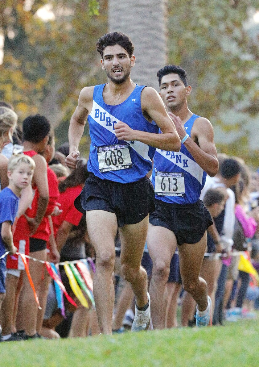 Backed by individual champions, Crescenta Valley cross ...