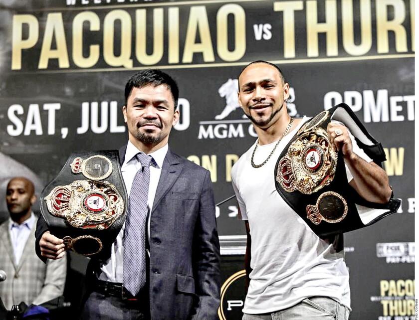 Pacquiao vs. Thurman