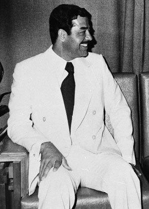 Hussein in 1978 (Associated Press)