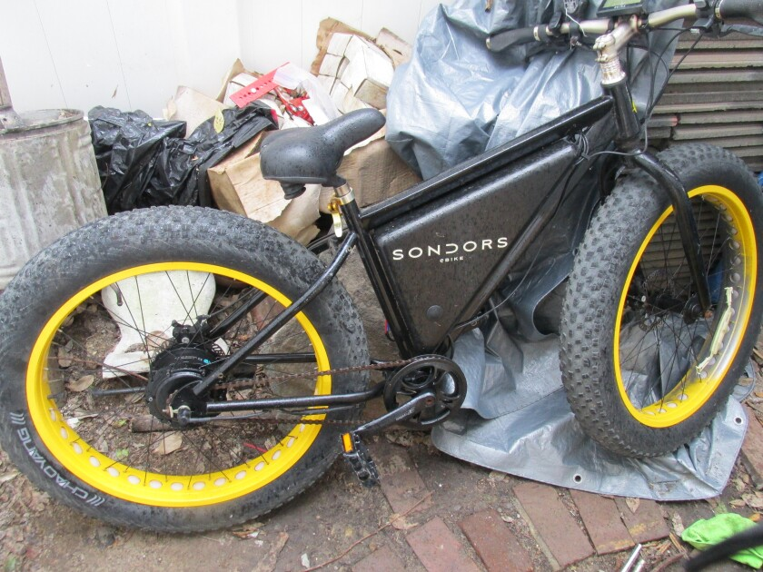 Police are looking to locate the owner of this stolen bike. It was discovered during a theft investigation Thursday, but police do not know to whom it should be returned.