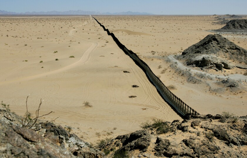 Crossing the border is not necessarily eluding border agents, court rules