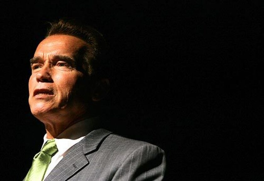 Then-Gov. Arnold Schwarzenegger proposed universal healthcare in California in 2007, and embraced the Affordable Care Act when it was enacted in 2010.
