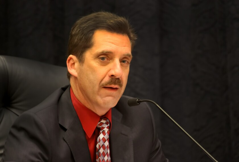 Burbank school board appoints police official to interim seat