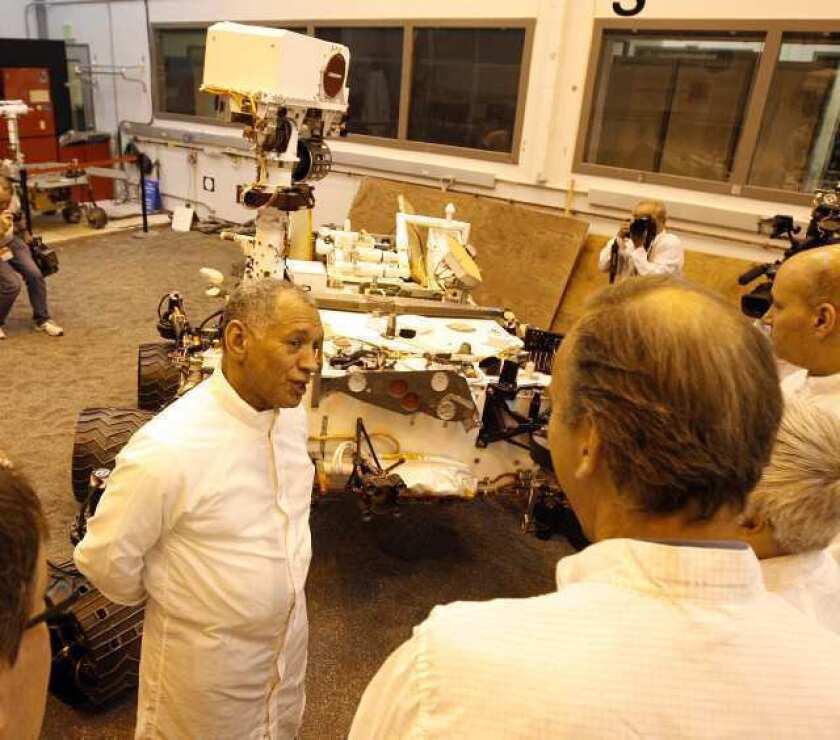 Congress looks at boosting JPL budget