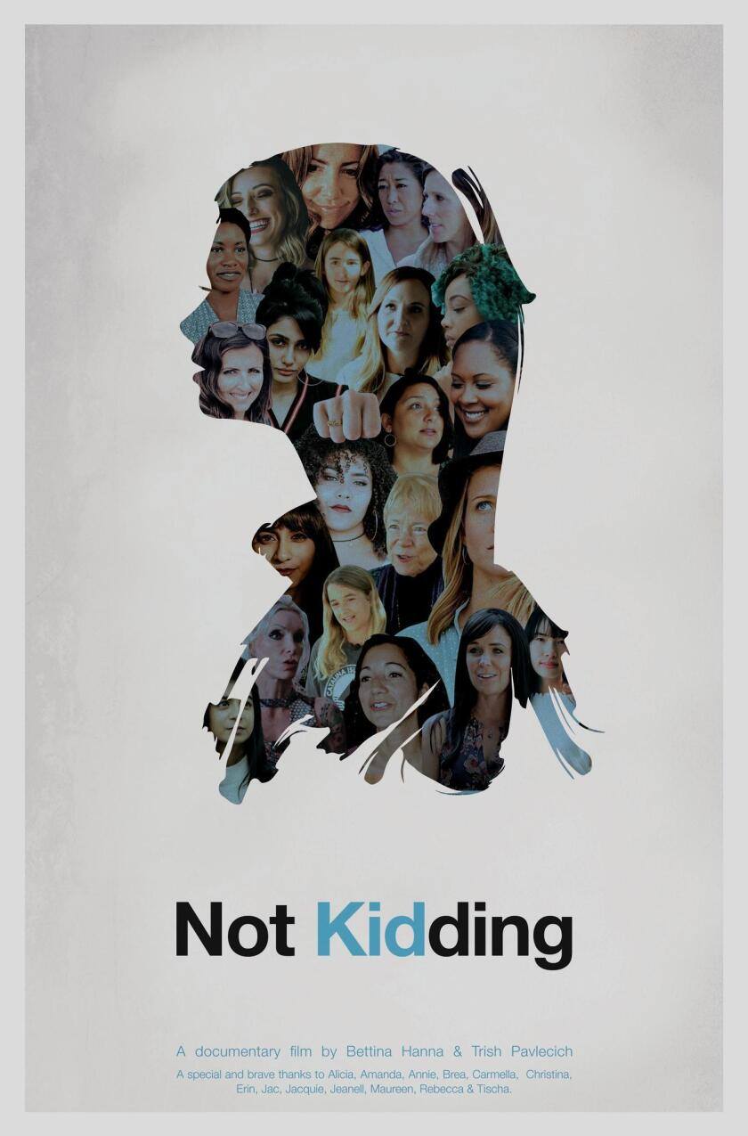 The documentary film, 'Not Kidding,' sheds light on an overlooked subject that directors say could use a little more compassion and understanding.