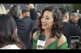 Michelle Yeoh on the success of 'Crazy Rich Asians'