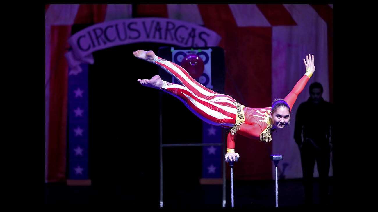 Photo Gallery: Circus Vargas comes to town