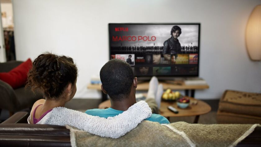The TV tipping point: In the U.S., it's now more common than not to subscribe to one or more streaming TV services.