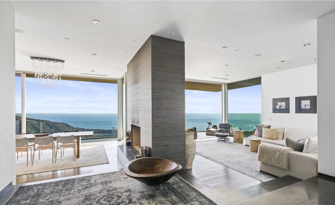 Austin Croshere's Malibu home