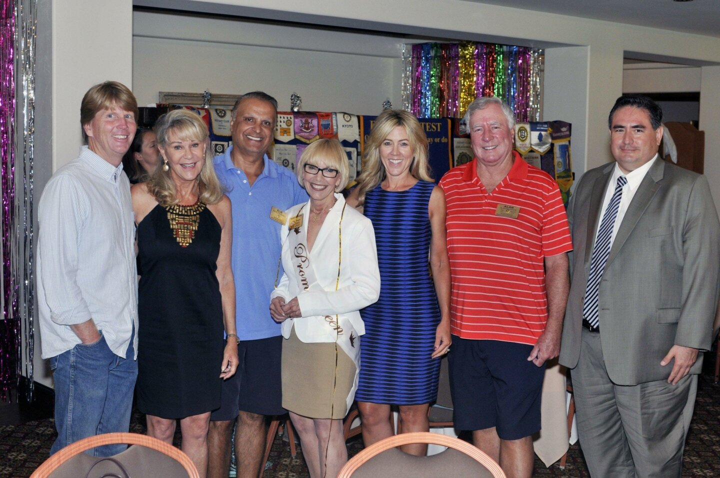 New President at RSF Rotary Club