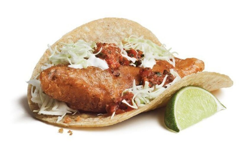 Reintroducing: The Original Fish Taco at Rubio's, a return to hand-battered fried fish at the 200-unit, San Diego-based chain.