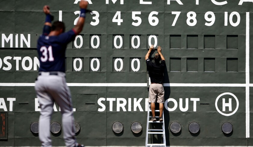 Scoreboard watching will be at an all-time high on the final day of the MLB season, when all games will start at the same time.