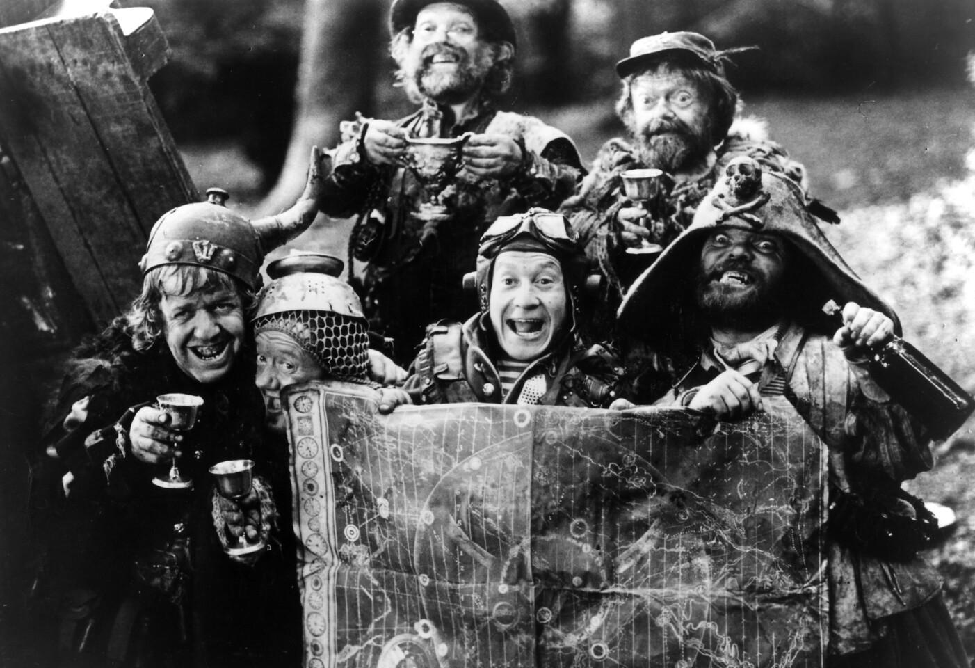 'Time Bandits'   1981