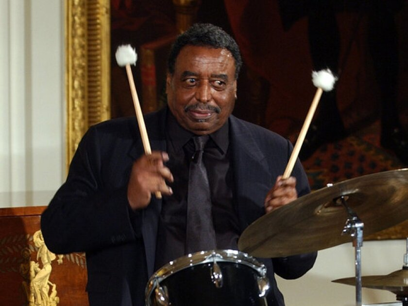 Chico Hamilton's music career began with some notable high school classmates including future legends in their own right, Dexter Gordon and Charles Mingus.