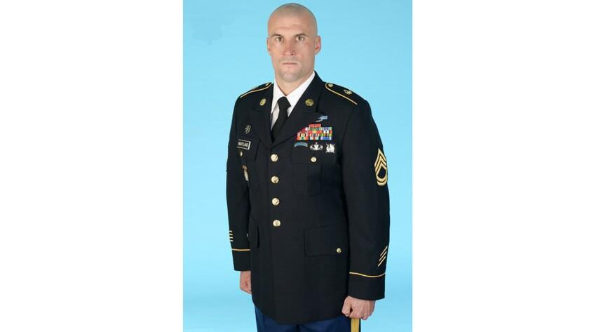Sgt. 1st Class Charles Martland