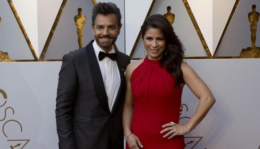 Eugenio Derbez ya podrá votar por el Oscar.