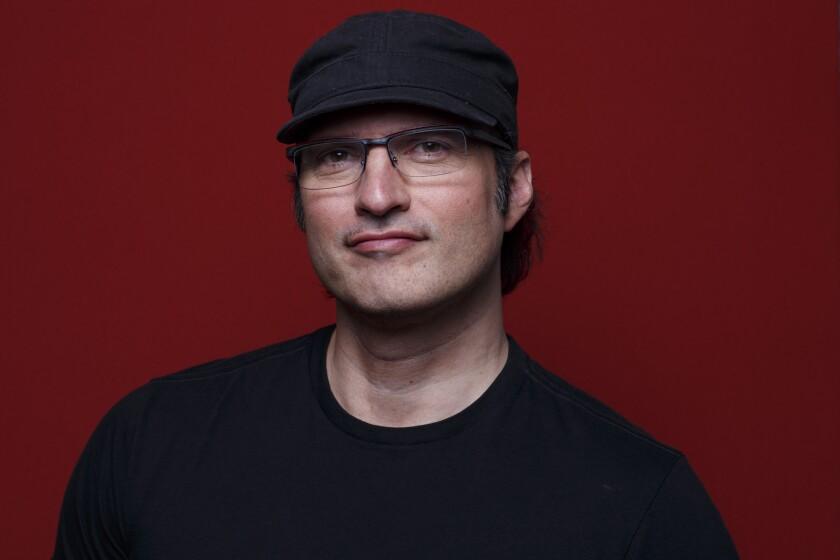 Filmmaker Robert Rodriguez