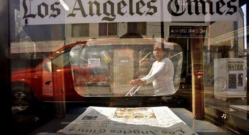 Digital subscriptions boost newspaper circulation revenue in 2012