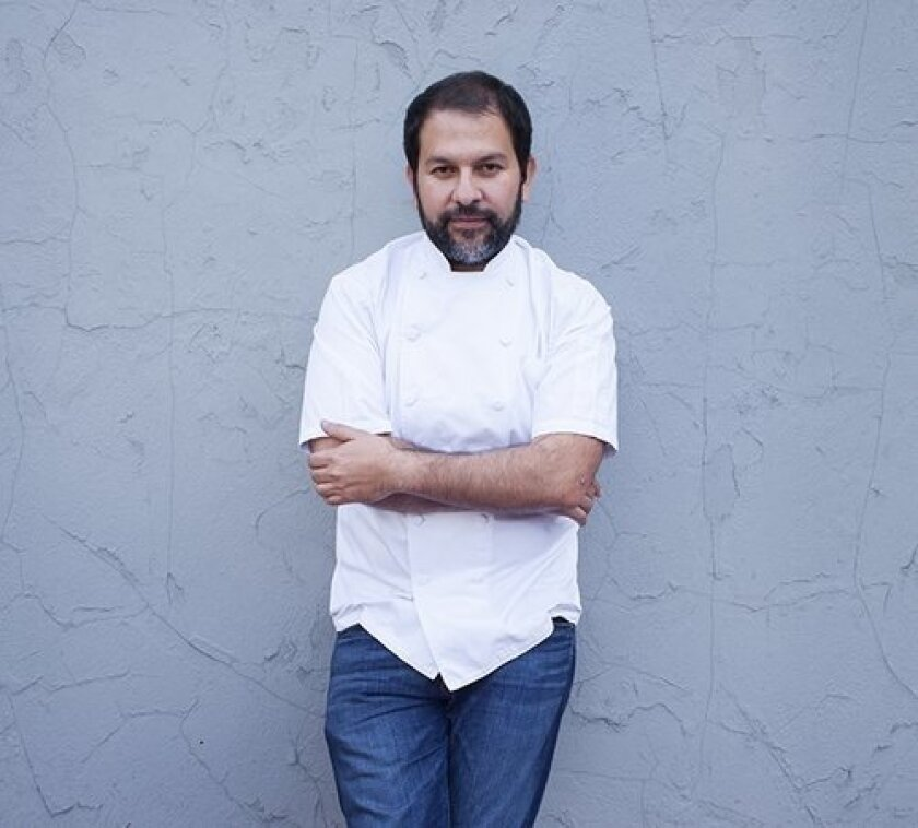 Chef Enrique Olvera will appear Oct. 18 at Chino Farm in RSF. Photo couretsy of Ana Lorenzana