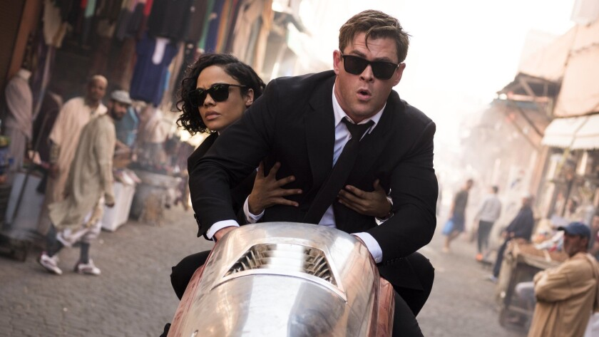 Tessa Thompson (Pending);Chris Hemsworth (Pending)