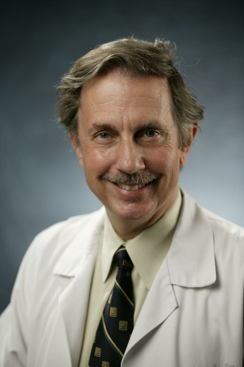 ‪Dr. William Miller, attending hematologist/oncologist at Scripps Clinic and Scripps Green Hospital.‬