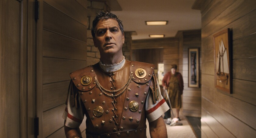 George Clooney reunited with the Coen brothers