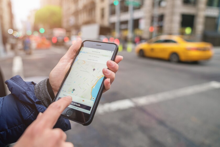 Helpful apps to explore in and out of the city. (iStock)