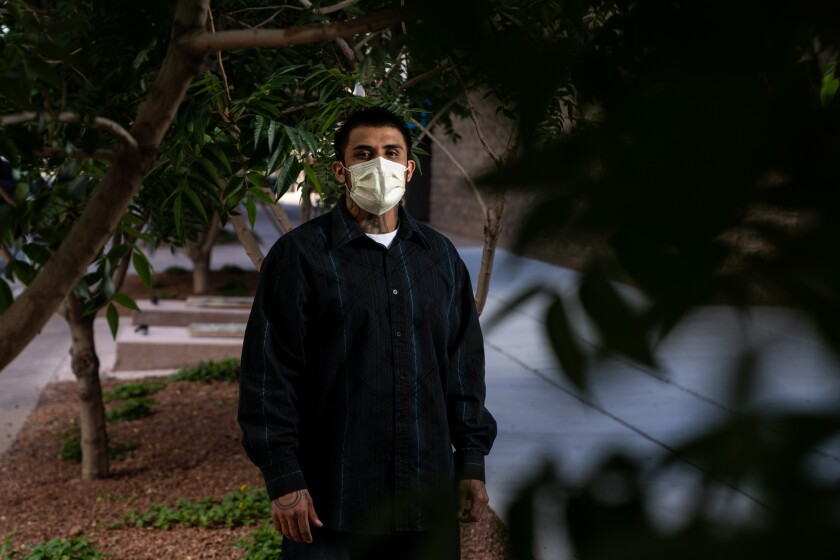 Man With Looming Prison Date Fears For Life Amid Coronavirus Los Angeles Times
