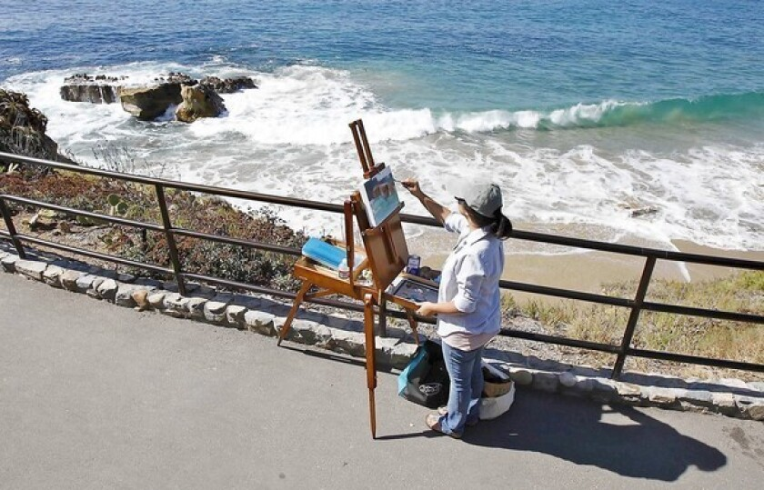 Three events left for plein air painters