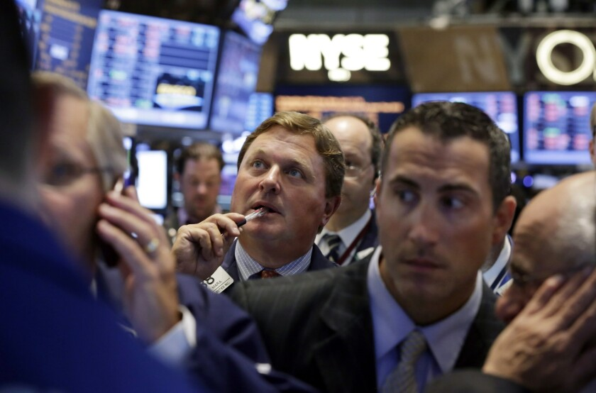 The Syrian conflict has caused stocks to tumble and crude oil prices to rise.