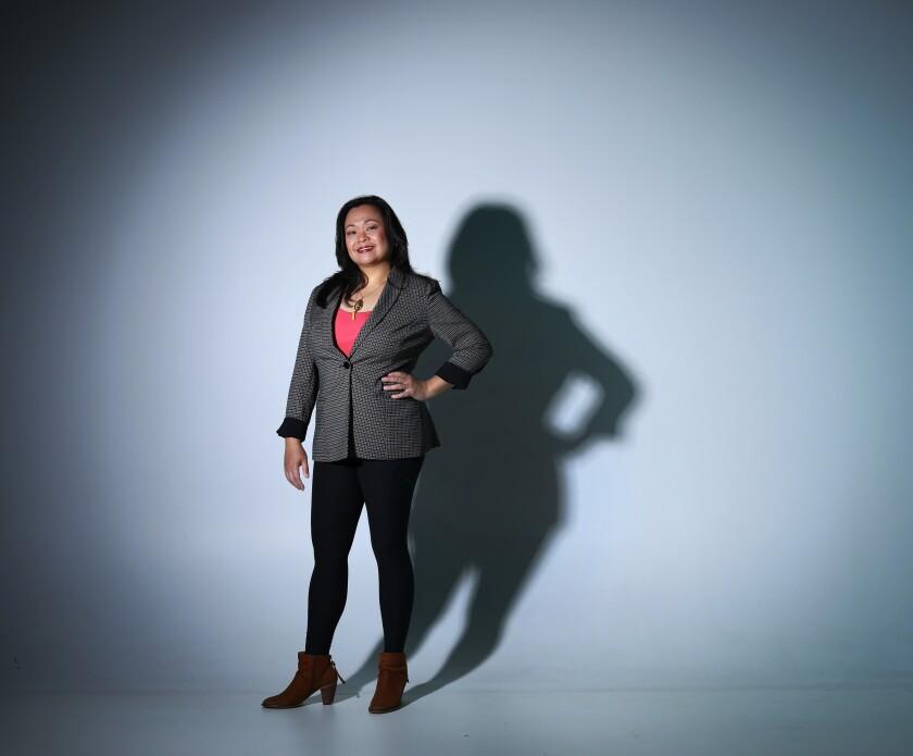 Kim Montelibano Heil of The Old Globe