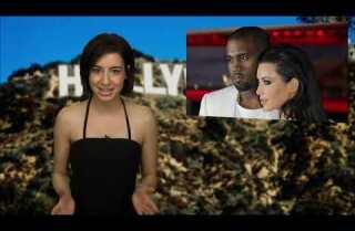 Kim Kardashian selfie book: Hello cleavage
