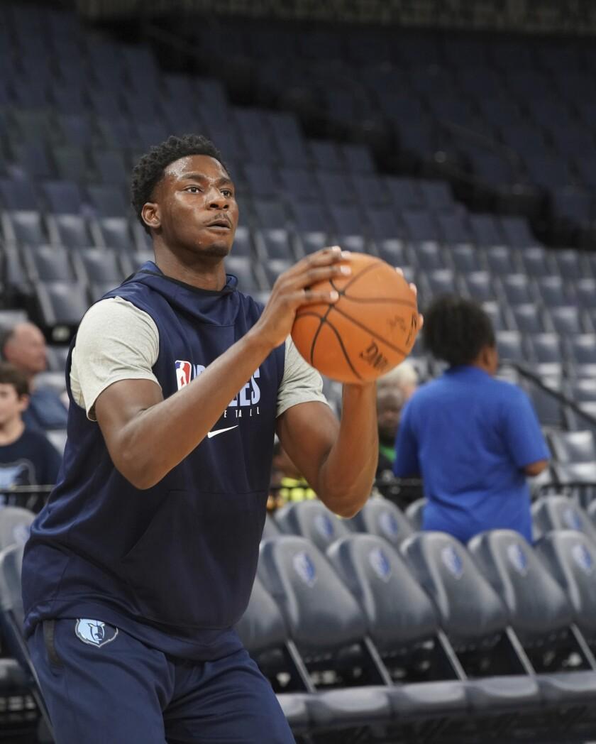 Hornets Grizzlies Basketball