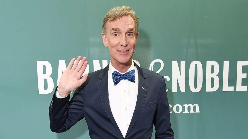Bill Nye In Conversation With Rachel Feltman