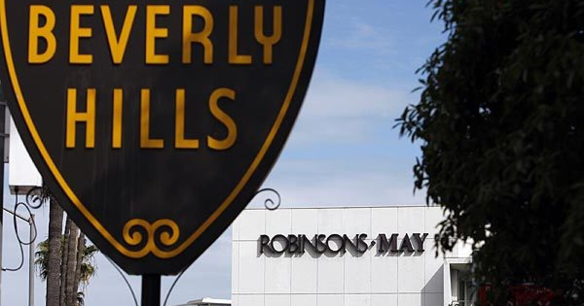 Beverly Hills Police Department Arrests 44 For Unemployment Fraud Los Angeles Times