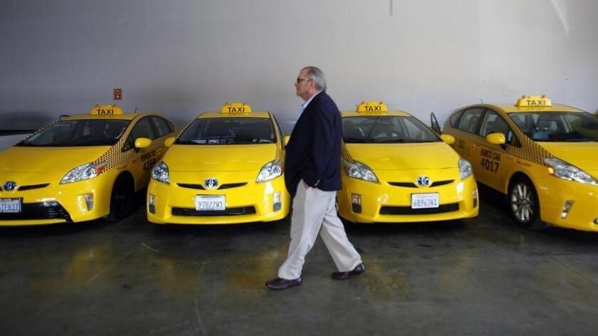 Taxi deregulation in San Diego has fallen flat thanks to