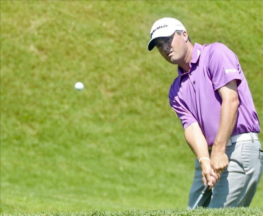 Imagen del golfista estadounidense Ryan Palmer. EFE/Archivo