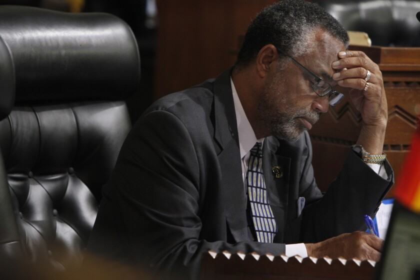 Councilman Curren Price asked his colleagues to support a Promise Zone expansion to South Los Angeles.