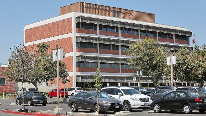 Glendale Unified School District Building