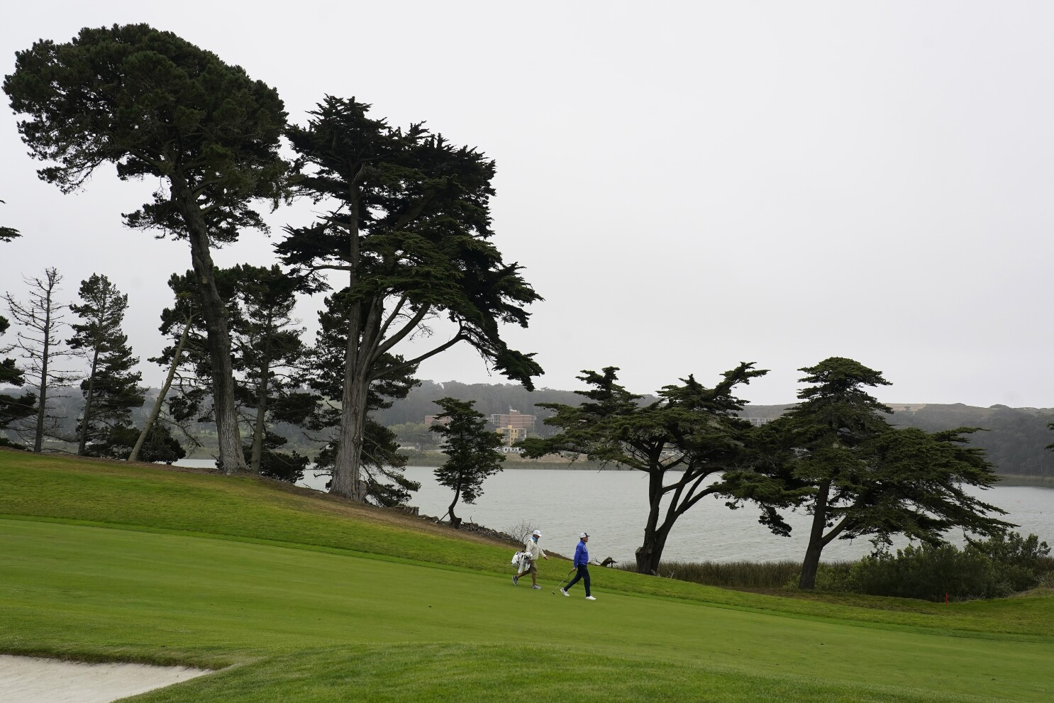 Column Lovable Underdog At Pga Championship Not A Player But The Course The San Diego Union Tribune