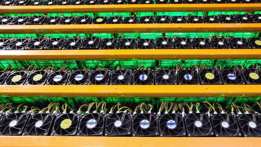 Bitcoin mining is under way at BitFarms in Quebec, Canada. Many accountants consider bitcoin mining to be taxable as ordinary income.