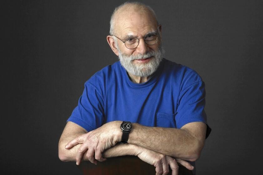 Author Oliver Sacks