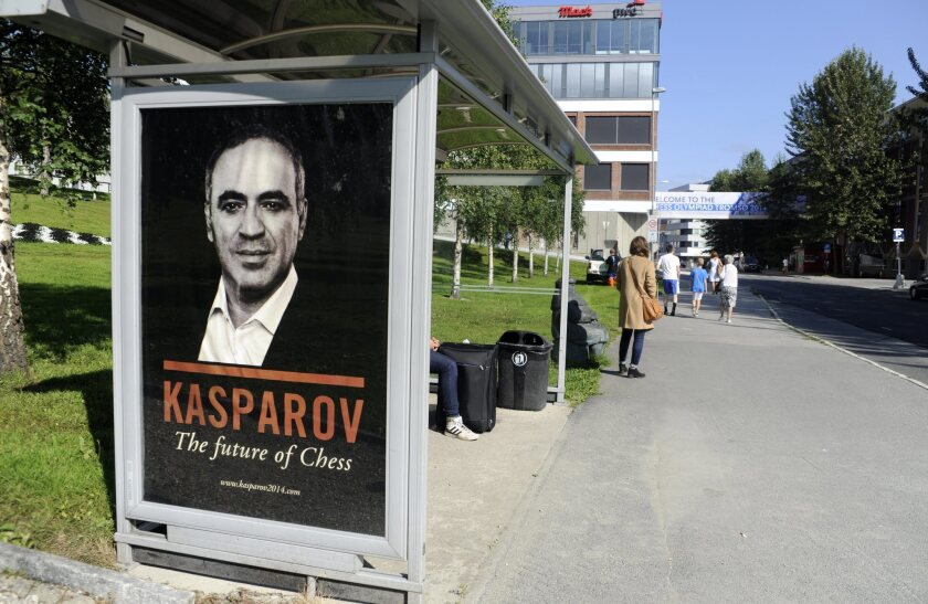 In spite of a fervent campaign during the 2014 World Chess Olympiad in Tromso, Norway, former world champion Garry Kasparov failed to unseat a Kremlin ally from the World Chess Federation leadership.