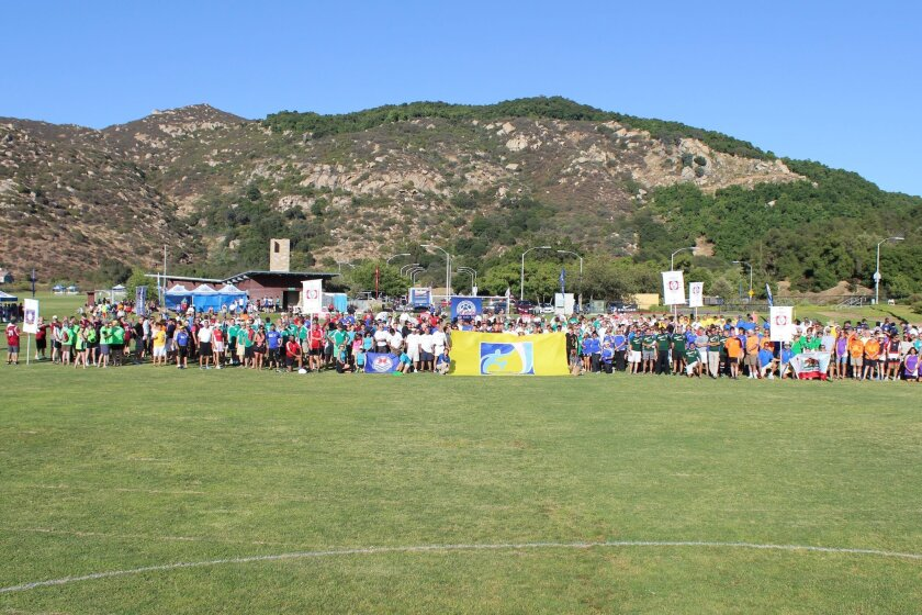 The USASA National Veterans Cup is in its second year of a two-year run in San Diego County.
